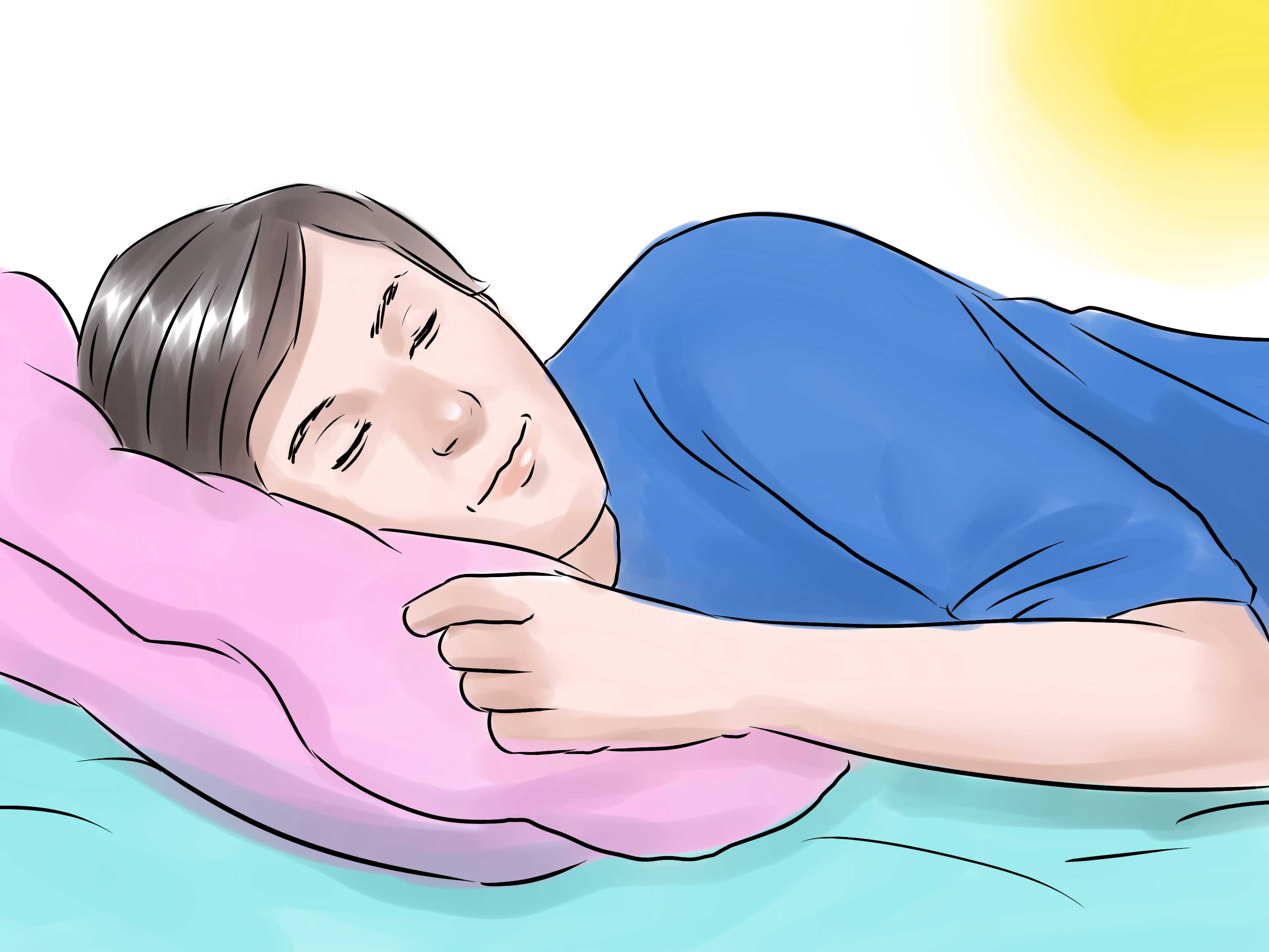 خواب خوب مطالعه با کیفیت